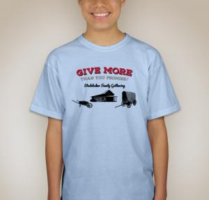 2016 Final youth t-shirt