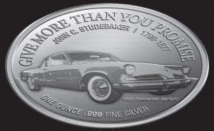 Coin car side